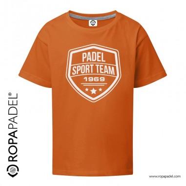 Camiseta Padel Born Bebé