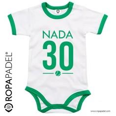 SUDADERA BEBE BABY PADEL BORN
