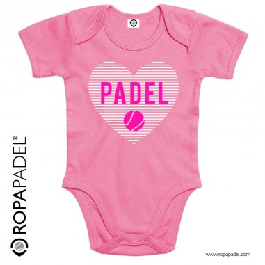 BODY BABY PADEL HEART