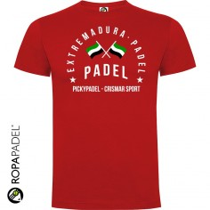 CAMISETA PICKYPADEL CR