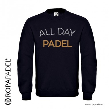 SUDADERA ALL DAY PADEL