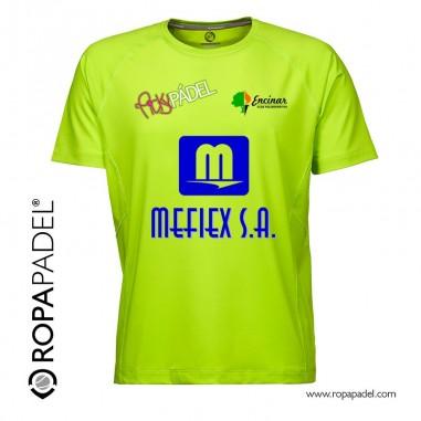 Camiseta Club Padel Encinar