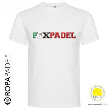 CAMISETA FEXPADEL URBAN18