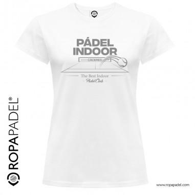 CAMISETA PADEL INDOOR CACERES