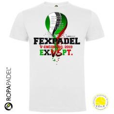 CAMISETA FEXPADEL V ENCONTRO EX-PT