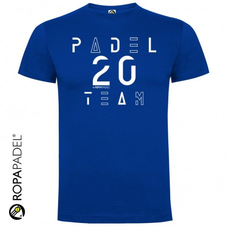 CAMISETA PADEL 20 TEAM