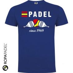 CAMISETA PADEL ESPAÑA