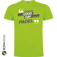 CAMISETA PADEL EVERYDAY