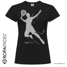 CAMISETA PADEL SMASH