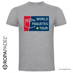 CAMISETA WORLD PAQUETES TOUR