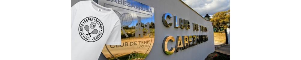 Club de Tenis Cabezarrubia - Tu ropa de vestir de tenis